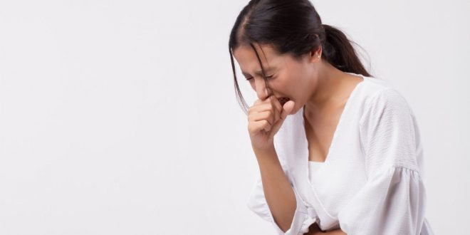batuk alami