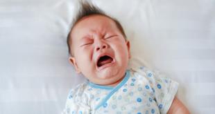 Bayi Sering Menangis